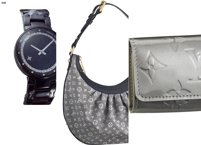 louis vuitton selene mahina mm leather purse