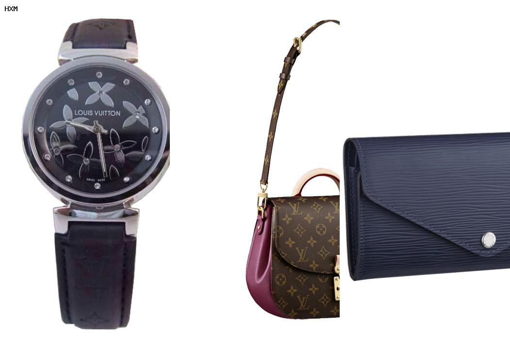 montres louis vuitton femme prix